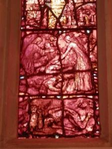 The Redemption Windows in Leicester Cathedral
